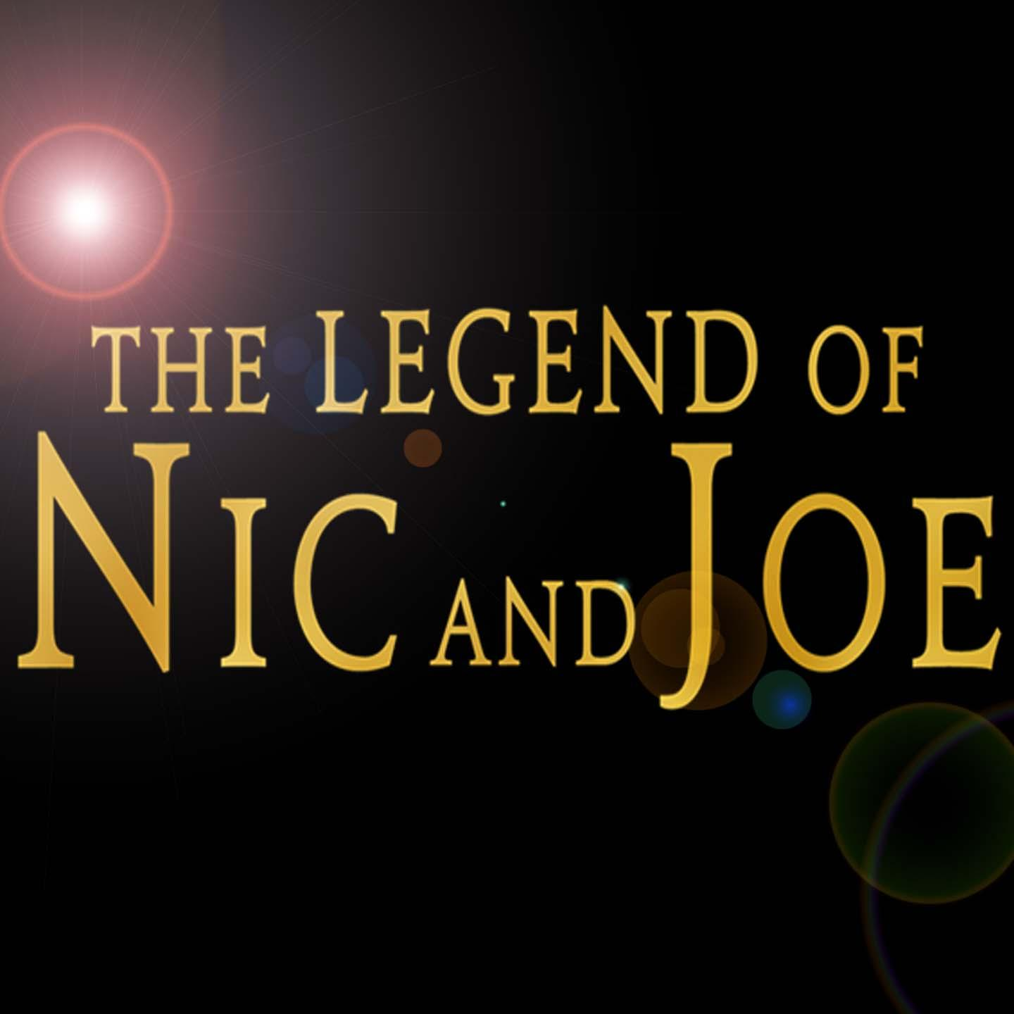 The Legend of Nic and Joe - A Radio Sitcom